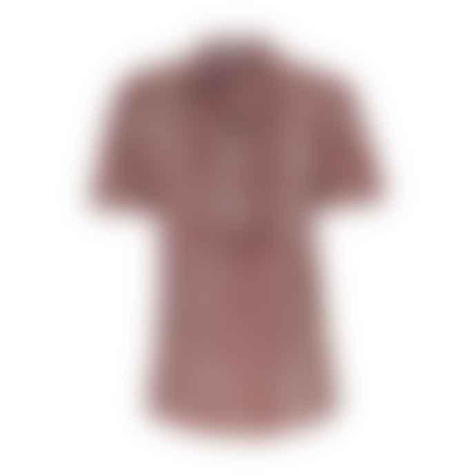 Baum und Pferdgarten Mix Animal Print Meckenzie Silk Shirt