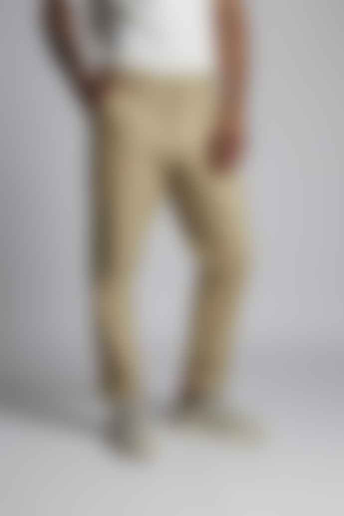Hymn  Sand Condor Stone Fit Chino