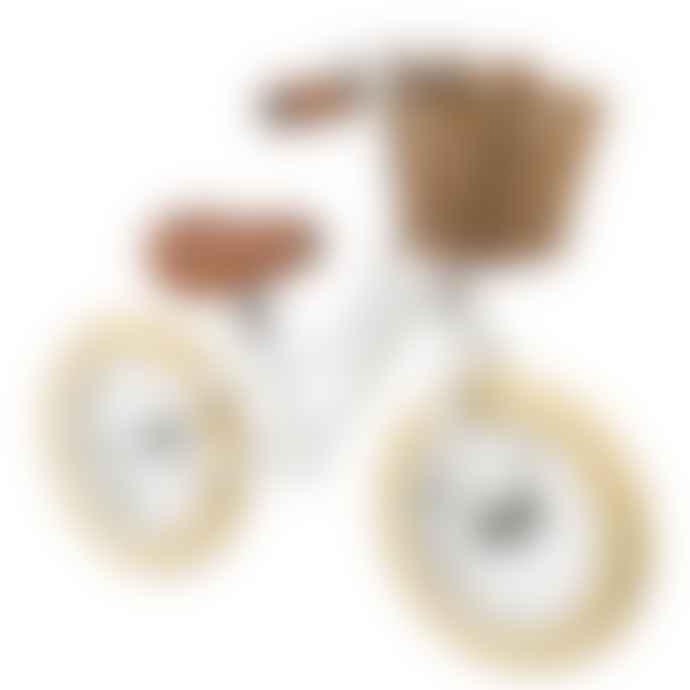 Banwood First Go Balance Bike White