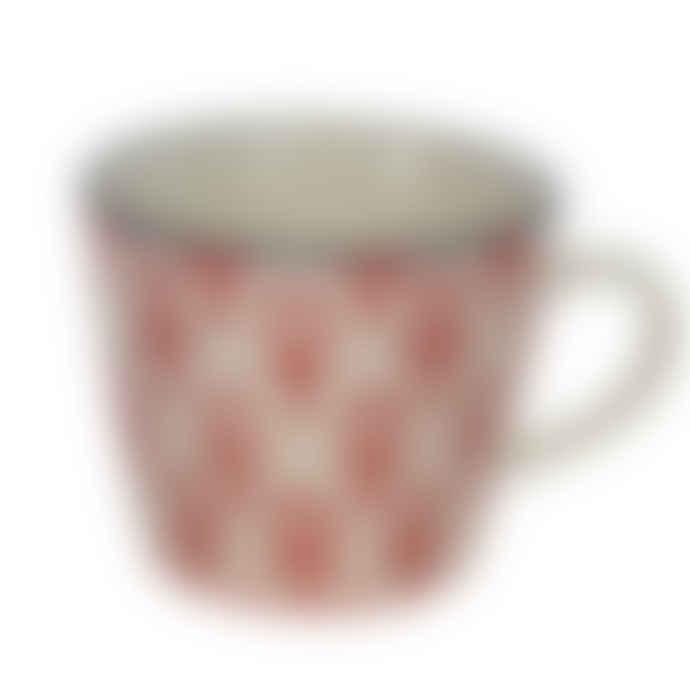Gisela Graham  Red Ceramic Lobster Mug Set of Two