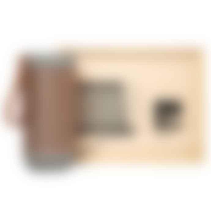 Kreafunk Cool Grey & Rose Gold Afunk 360 Bluetooth Speaker