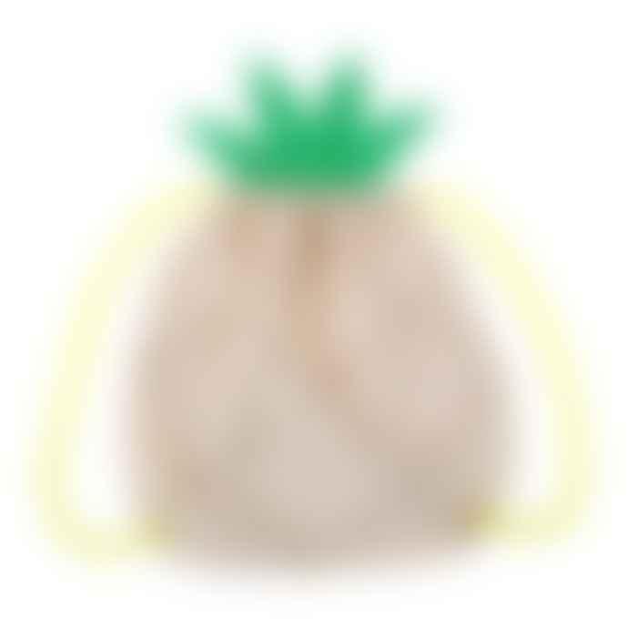 Meri Meri Canvas Pineapple Rucksack