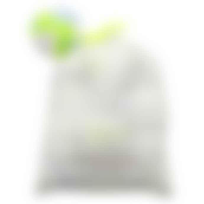 Meri Meri Green Marbled Pompom Garland