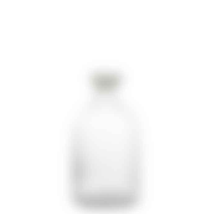 Affari Small Size With Lid Glass Jar