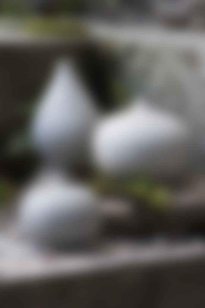 Lindform White Sprinkles Kobe Vase
