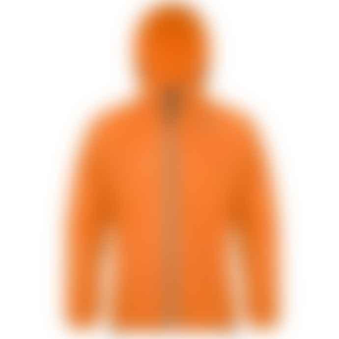 K-Way Orange Le Vrai Claude 3 0 Package Jacket