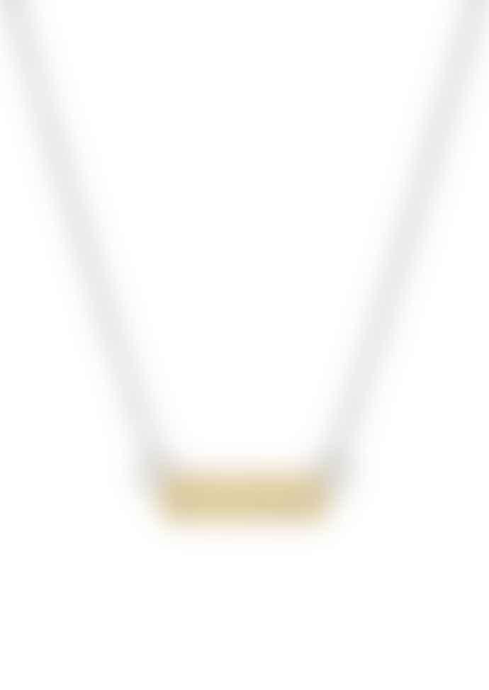 Anna Beck Mini Bar Reversible Necklace