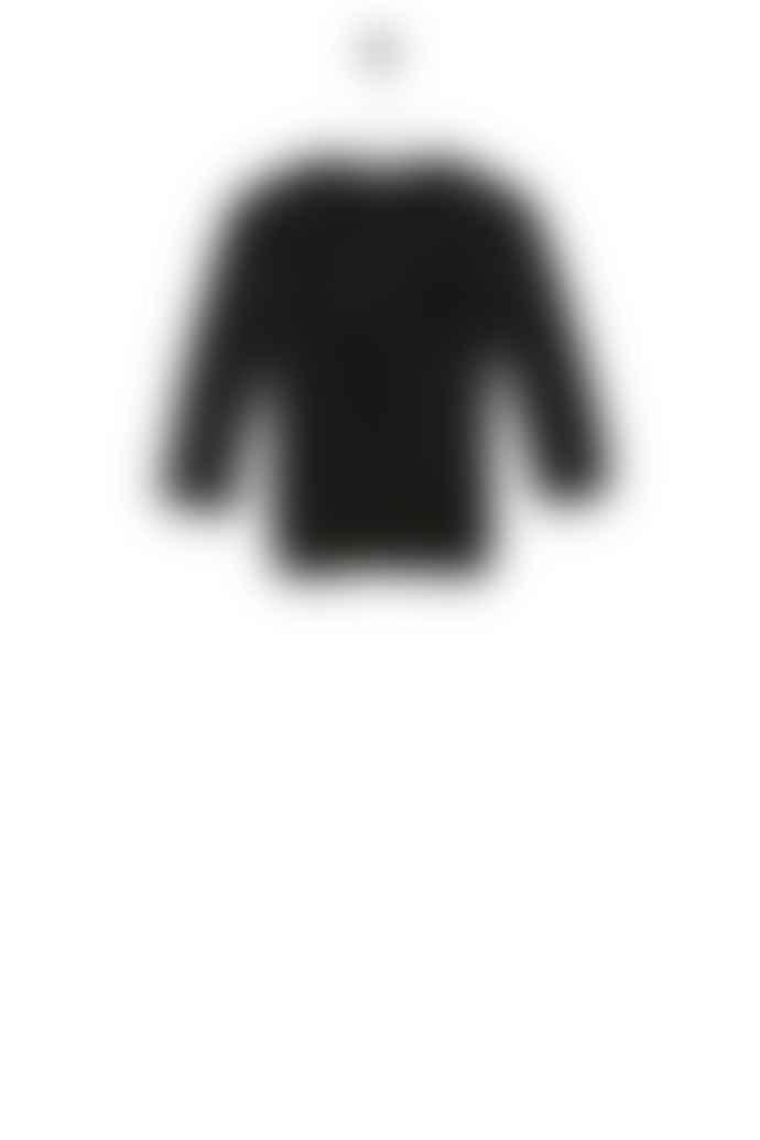 Bric-a-brac Bardigiano sweater striped black