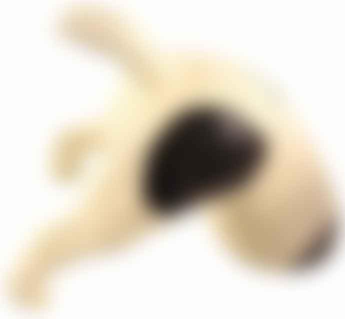 ESSCHERT DESIGN DIGGER THE DOG BLACK