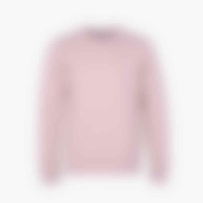 Colorful Standard Faded Pink Crew Neck sweatshirt