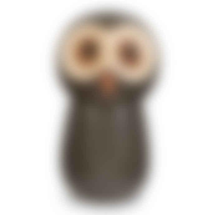 Spring Copenhagen The Pepper Owl Grinder In Maple Mahogany Walnut