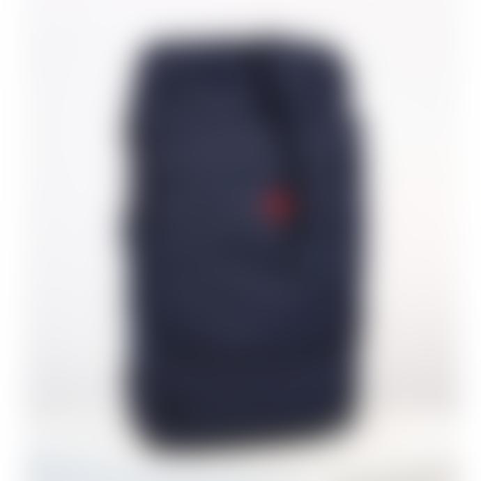 pinqponq Medium Tide Blue Blok Backpack Bag