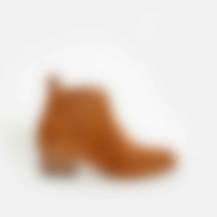 Schmoove Brown Suede Polly Boots