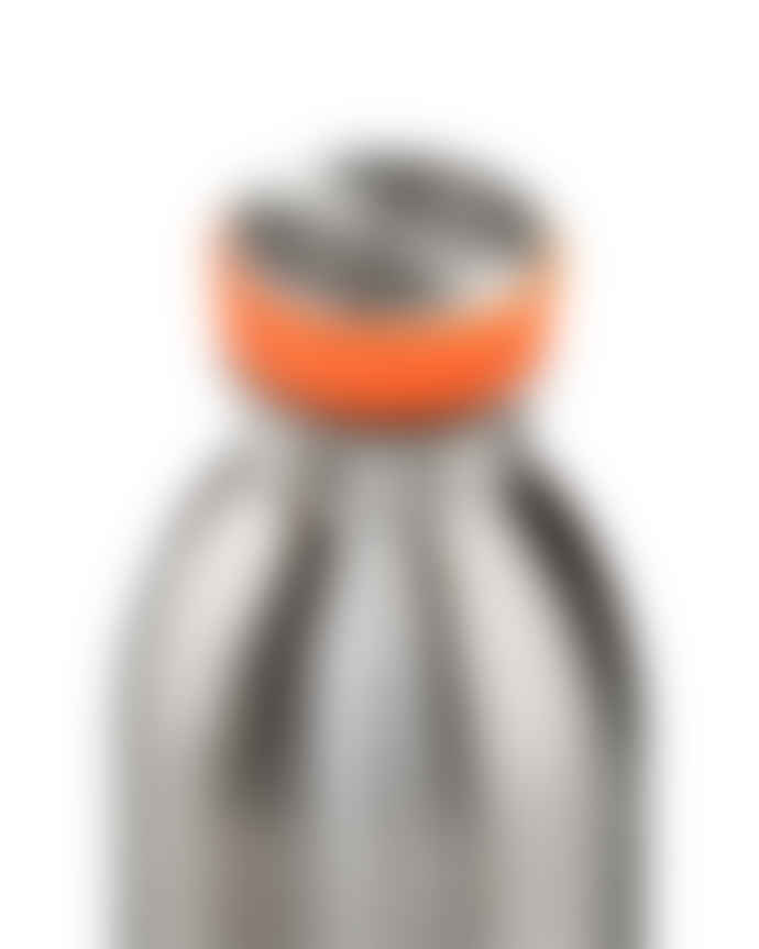 24Bottles 0.5L Steel Satin Finish Urban Bottle