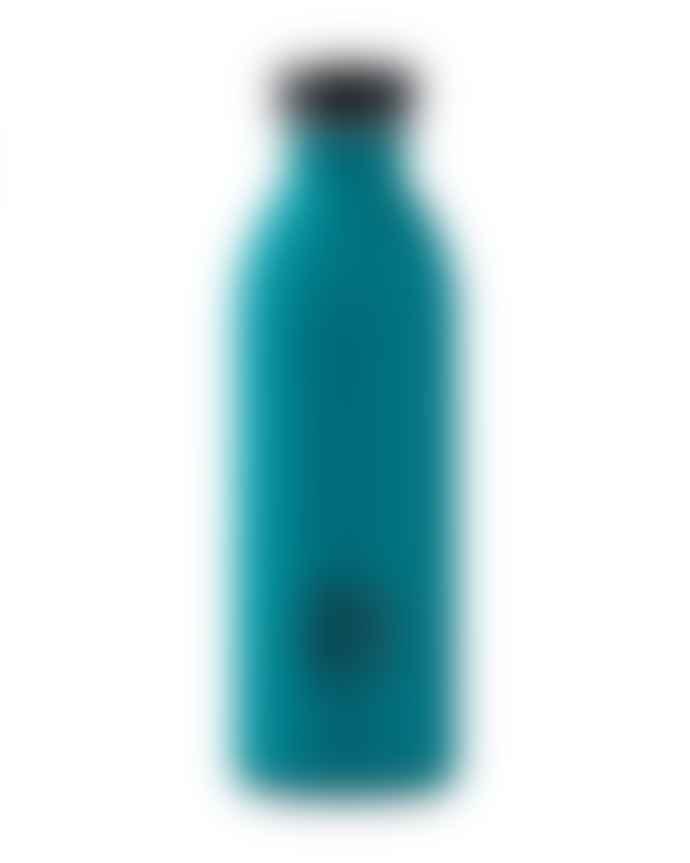 24Bottles 0.5L Atlantic Bay Satin Finish Urban Bottle