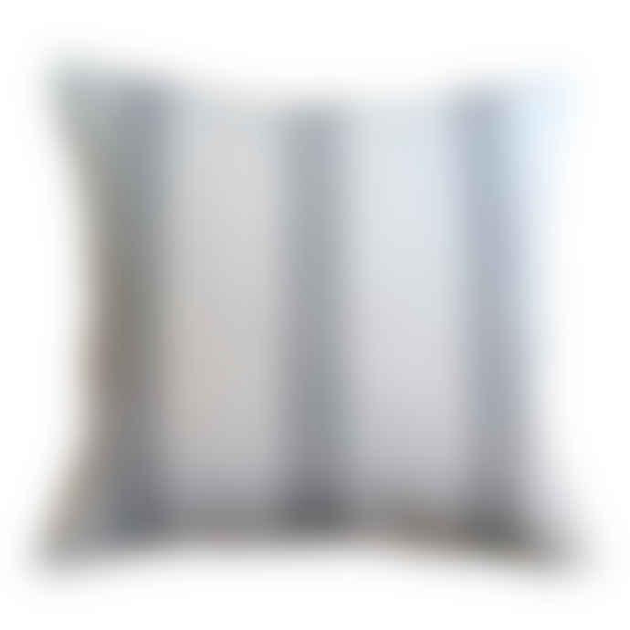 Biggie Best Grey Stripe Cushion