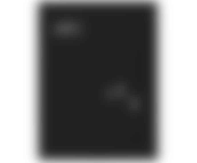 Design Letters A4 Black Letter Message Board
