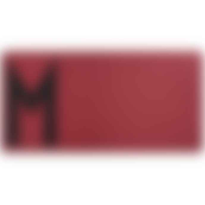 Design Letters Red M For Meat Cutting Board