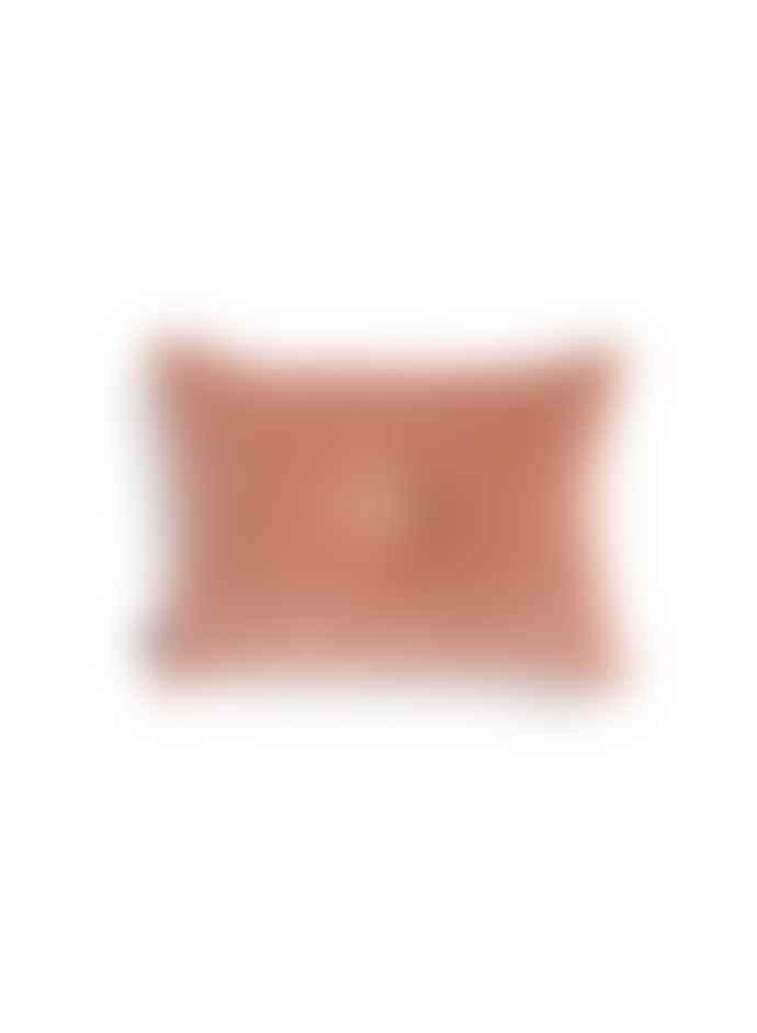 HAY Rose Soft Dot Cushion