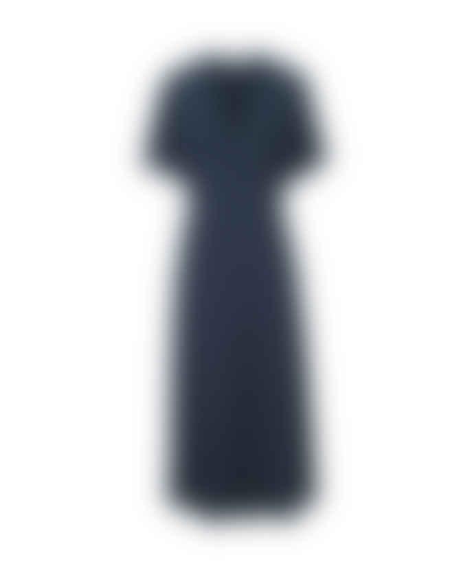 SamsoeSamsoe Dark Sapphire Cindy Maxi Dress