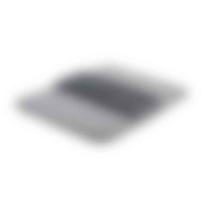 Umbra Large Charcoal Grey Microfibre Udry Drying Mat
