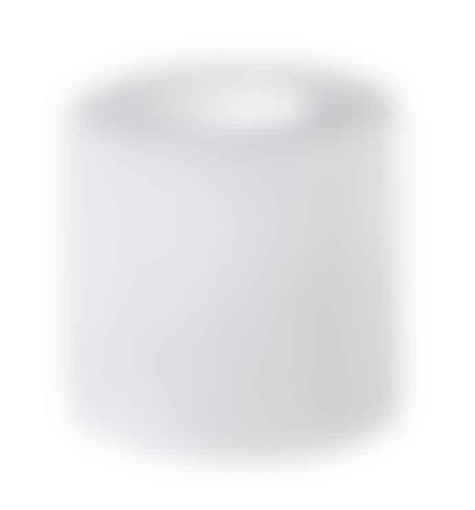 Broste Copenhagen Set Of 2 Clear Stone  Ylwa Candlestick