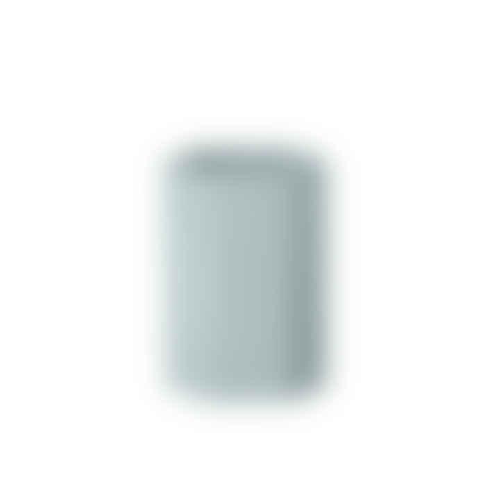 Ferm Living Light Blue Hexagon Vase