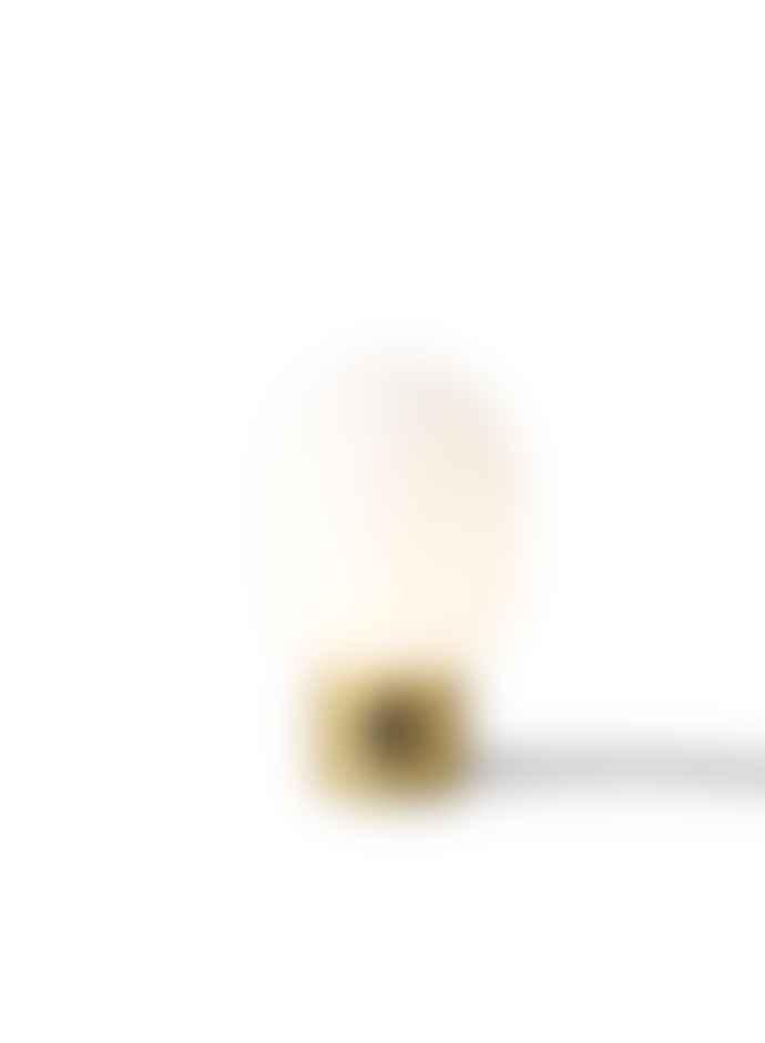 Menu Polished Brass JWDA Table Lamp