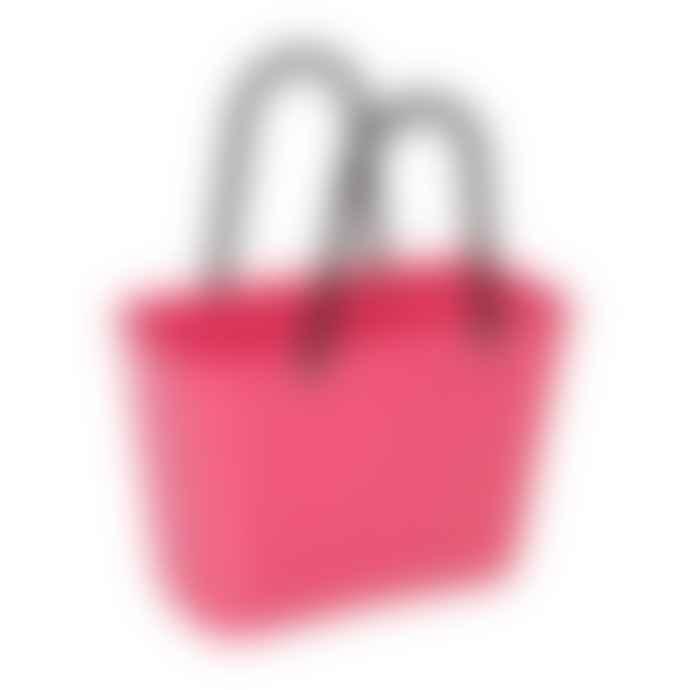 Hinza Small Green Bag - Tropical Pink