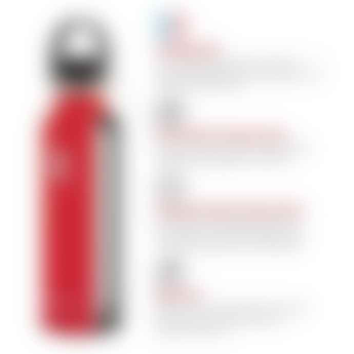 Hydro Flask White 21 Oz Bottle