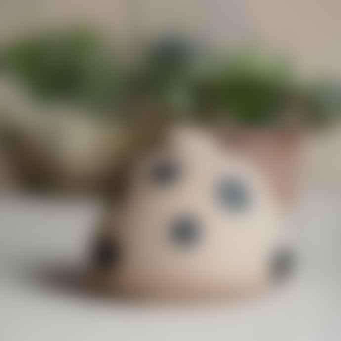 On Interiör Dots Vase