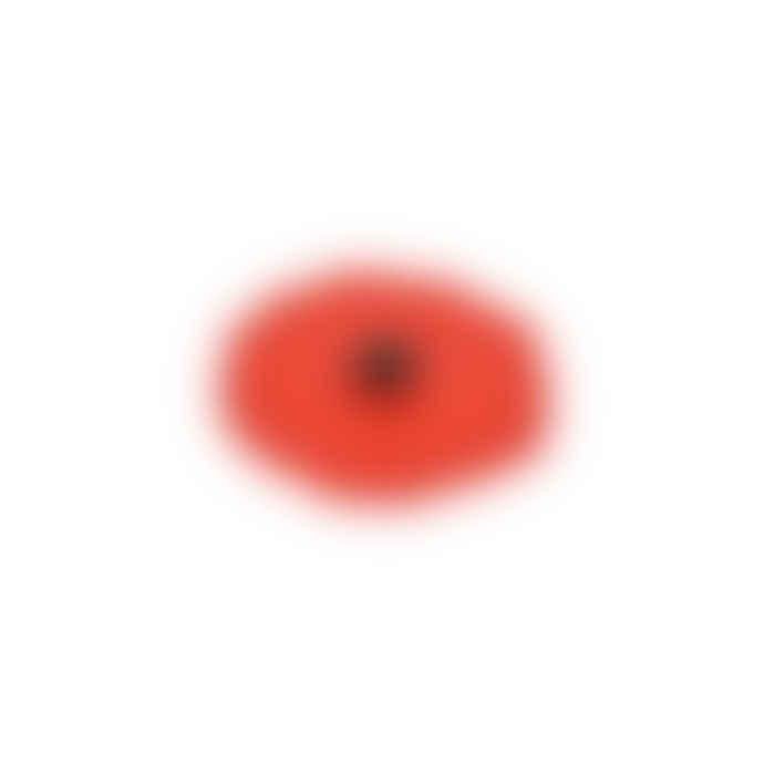 Charles Viancin 15cm Red Silicone Poppy Llid