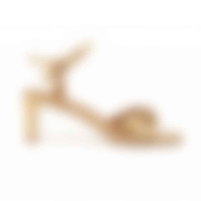 RIVECOUR Sandals N°21 Gold