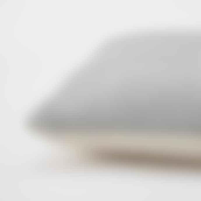 Weaver Green Diamond Dove Grey Cushion