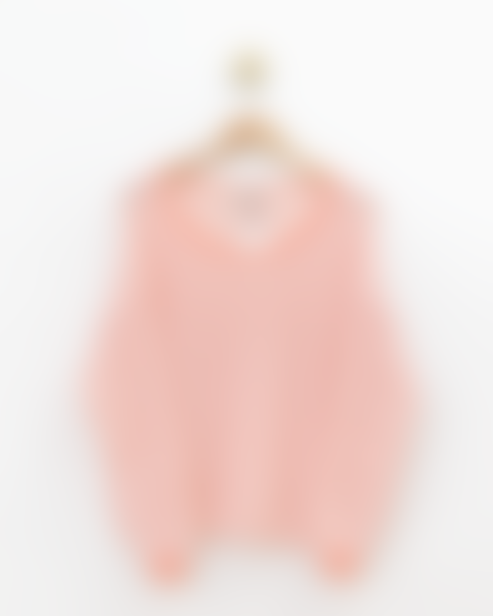Lorna Ruby Pink Jumper