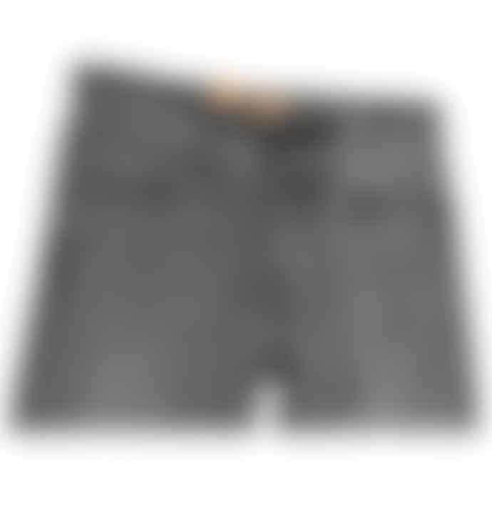 TELA GENOVA Grey Selvedge Jeans