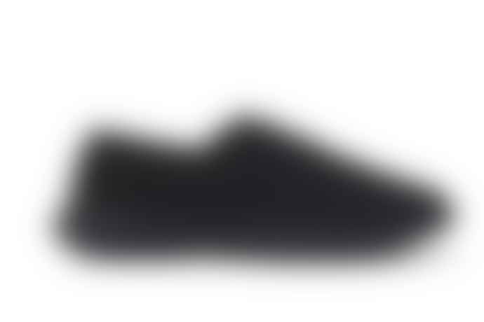 Muroexe Black Materia Denisty Minimal Seamless Sneakers