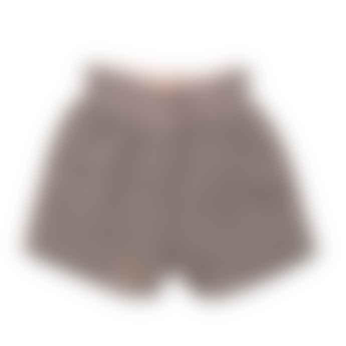 Mini a ture Deep Mahogany Belaris Shorts