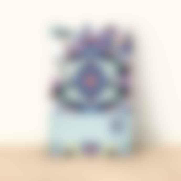 Poppik Mandala Sticker Poster