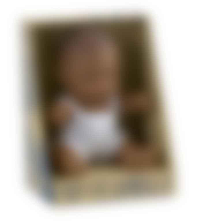 Miniland 21 Cm Hispanic Girl Baby Doll
