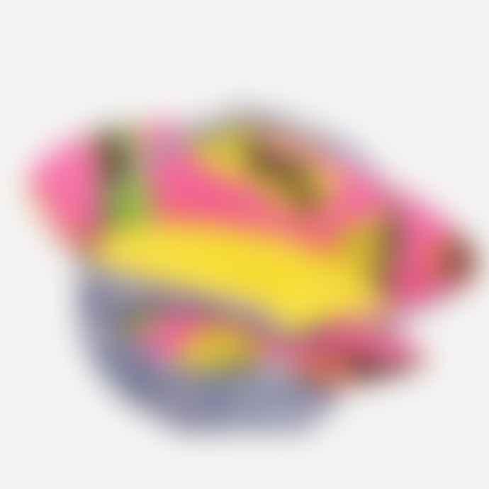 Little Hotdog Watson Globetrotter Leopardtude With Pineapple Punch Bow Hat
