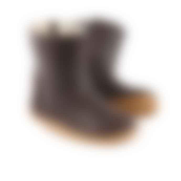Bobux Espresso Iw Thunder Winter Boot