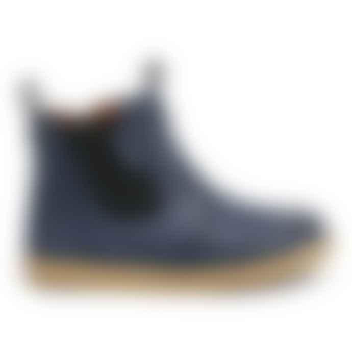 Bobux Navy Kp Jodphur Boot