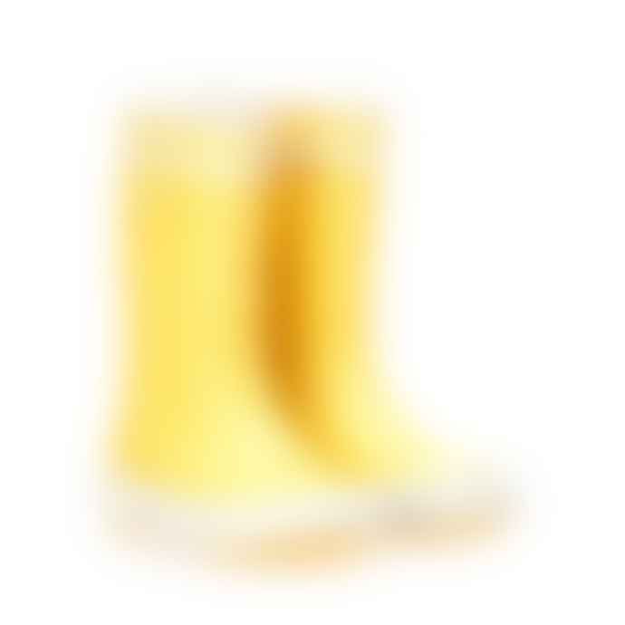 Aigle Lolly Pop Jaune Boot