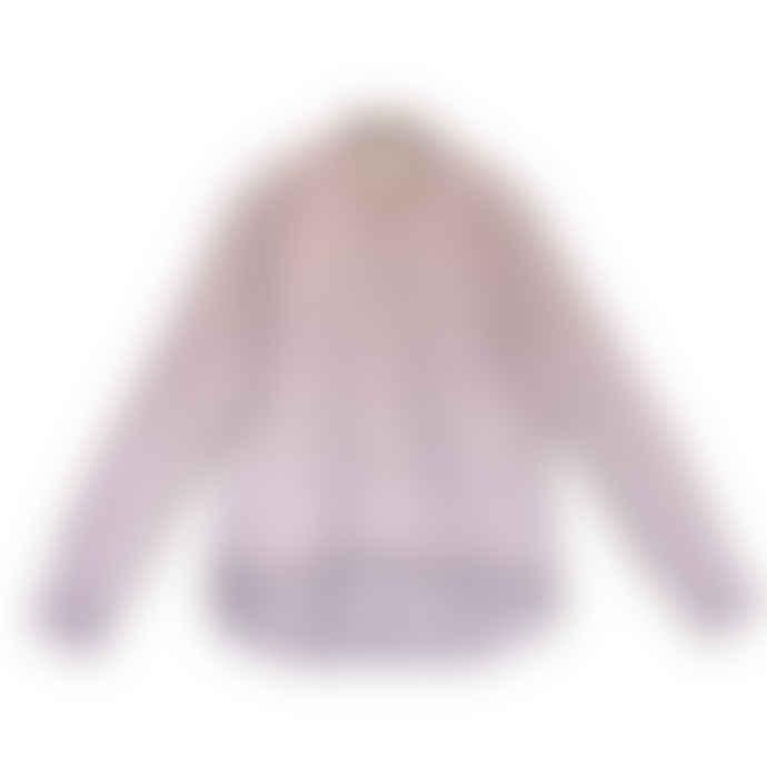 Hymn Cedar Brushed Cotton Pink Oxford Shirt
