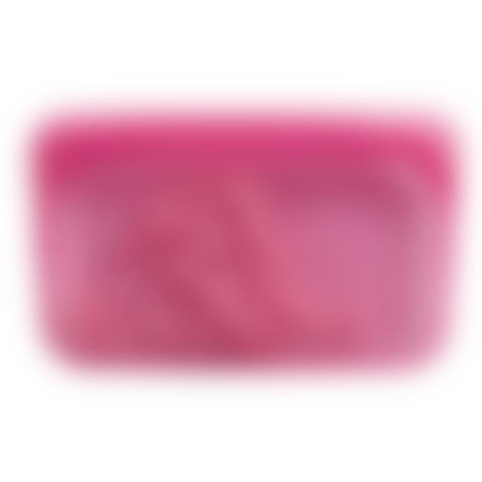 Stasher Small Raspberry Reusable Silicone Snack Bag