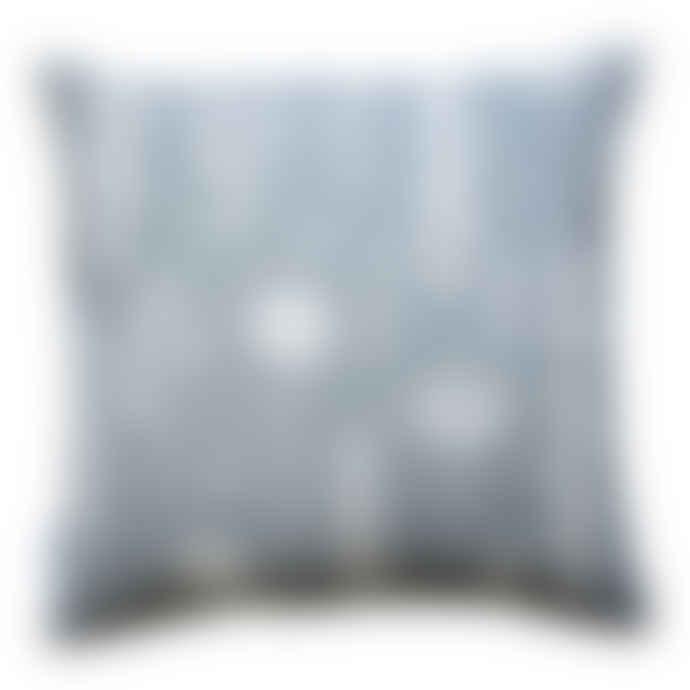 Biggie Best Grey / Blue Spring Meadow Cushion