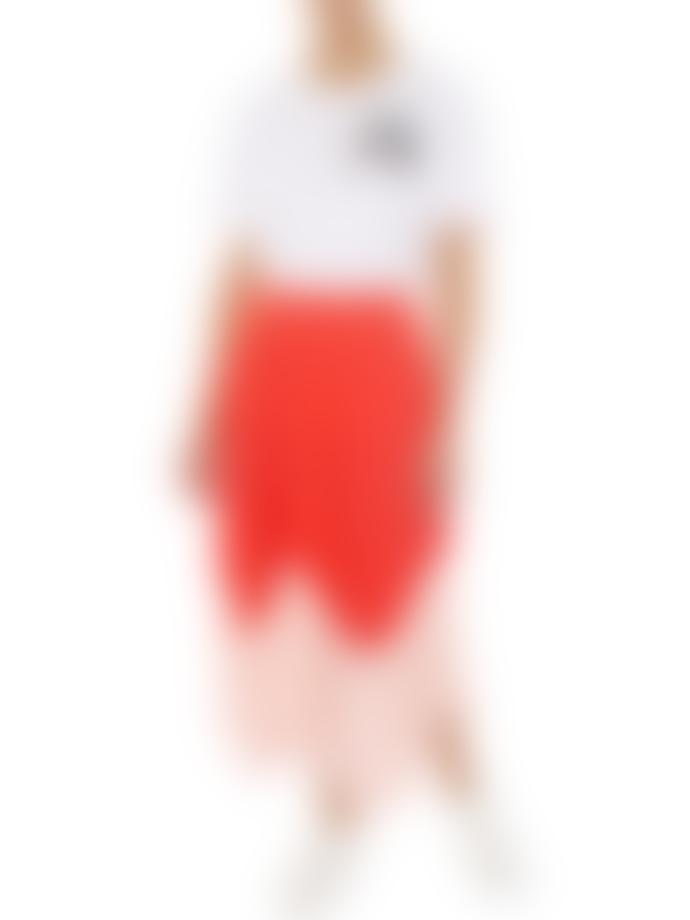 Markus Lupfer Cloe Pleated Skirt