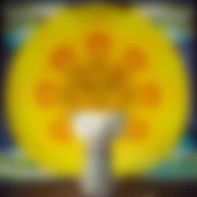 Bjorn Wiinblad Eva Vase Soft Yellow