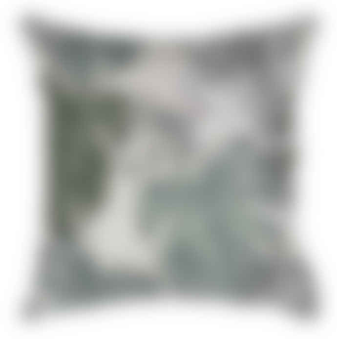 Wallace Cotton Botanica Reversible Large Square Pillowcase